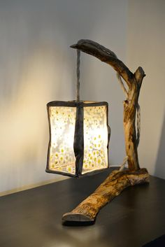 Unique Lamp Shade with stand Apple Wood and raldasis sets in Table Lamp Wood, Wooden Lamp, Wooden Diy, Diy Decorate Lamp Shade, Diy Light Shade, Bamboo Wind Chimes, Reclaimed Wood Beds, Table Lamps For Bedroom, I Love Lamp