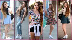 Back to School: Outfits of the Week!