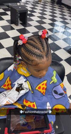 Black Baby Girl Hairstyles, Black Kids Braids Hairstyles, Little Girls Natural Hairstyles, Toddler Braided Hairstyles, Toddler Braids, Natural Hairstyles For Kids, Braids For Kids, Braids For Black Hair, Protective Hairstyles