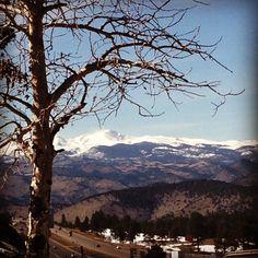 Colorado #rockymountains #colorado #buffalooverlook #I-70 #genesee