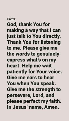 Prayer Scriptures, Bible Prayers, Faith Prayer, Prayer Quotes, Scripture Quotes, Faith In God, Faith Quotes, Spiritual Quotes, Positive Quotes
