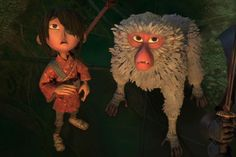 """New animated film """"Kubo and the Two Strings"""" introduces kids to Buddhist…"""