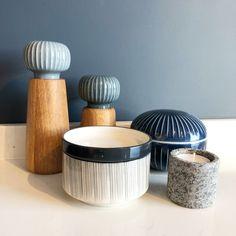Elsker Hammershöi-serien fra @kahlerdesign @kahlerdesign_oslo  #kahler #kahlerdesign #hammershøi #jotunlady #jotunladysupermatt #jotundecoblue #decoblue #carraraquartz @diapol @jotunlady Oslo, New Homes, Stuffed Peppers, Kitchen, Design, House, Cooking, Home, Stuffed Pepper