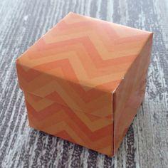 Orange Favor Boxes  Orange Chevron Party Favor by PartyByColor, $17.80 Orange Party, Orange Chevron, Favor Boxes, Party Favors, Party Supplies, Paper, Favour Boxes, Sweet Jars