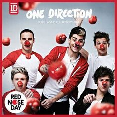 One direction comic relief!