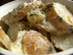 Potato Salad for Those Who Don t Like Potato Salad (Aka Dillweed