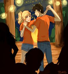 PERCABETH IS JUST SO CUTE