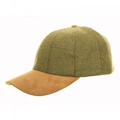 8dafd975d9b Walker and Hawkes Men s Derby Tweed Baseball Cap Hunting ... https ...