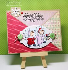 stampendous little angels - Google Search