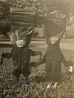 Martians at the Halloween Sock Hop: Photos of Bizarre Vintage Costumes - Emily Temple - The Atlantic