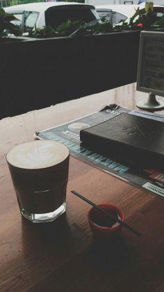 Diary-Cloudy-Coffee; PERFECT  #coffee #photography #culinary #diary #menu #restaurant #cloud #rain #latte #mochalatte #moccalatte #mocca #upnormal #surabaya #indonesia #pinterest