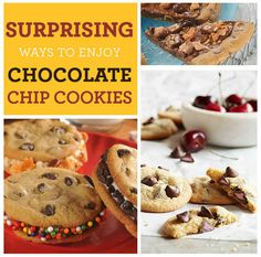 14 recipes from nestle toll house they are chocolate chip cookie recipes