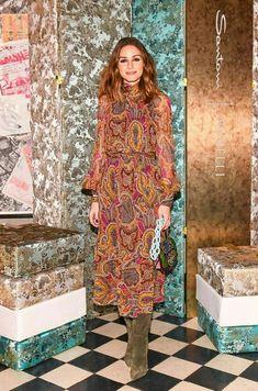 Olivia Palermo Style, Dress Codes, Autumn Winter Fashion, Style Icons, Retro Fashion, Dress Up, Vogue, Street Style, Style Inspiration