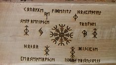 Virtues wall plaque, Norse, Viking, Altar, Norse home, Viking decor, Asatru, Altar, Heathen, Pagan, Viking gift, Viking new home,