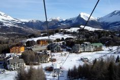 domaine skiable Superdévoluy La Joue du Loup
