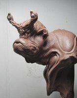 Snail alien WIP by BOULARIS