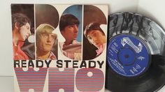 [b]OUT OF STOCK[/b] THE WHO ready steady who - SINGLES all genres, Including PICTURE DISCS, DIE-CUT, 7' 10' AND 12'. #LP Heads, #BetterOnVinyl, #Vinyl LP's
