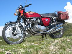 Ma Honda CB 750 Four 4 patt