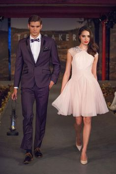 Pinterest Fashion Week - absolutely LOVE this Ted Baker dress! Gorgeous!