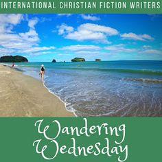 International Christian Fiction Writers: Wandering Wednesday: Auckland, New Zealand