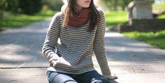 stripes + pockets