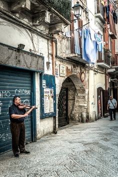 Life in Bari Vecchia, the old town by Sabino Parente on 500px