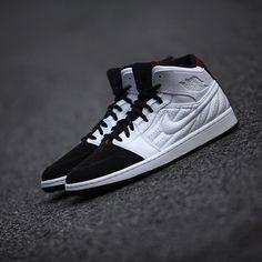 new style 89aba 39d96 Air Jordan 1 99 White Black-Red Jordan Shoes For Men, Air Jordan