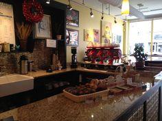 Bluebird Coffee in Ottawa, ON.