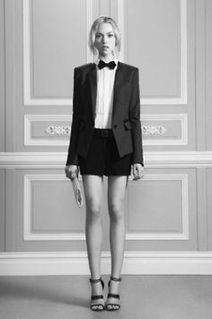 Haute Design by Sarah Klassen: Designer: Jason Wu Jason Wu, Smoking Tuxedo, Fashion Gone Rouge, Mode Chic, Tie Styles, Fashion Show, Fashion Tips, Feminine Style, Dame