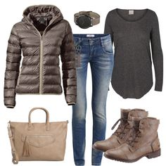 Herbst-Outfits: Leavesturnbrown bei FrauenOutfits.de