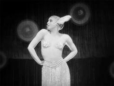 Brigitte Helm in Fritz Lang's Metropolis (1927).