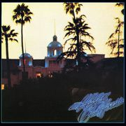 """The Eagles' """"Hotel California"""" - Hotel California Performed by Don Felder and Joe Walsh. Saw the EAGLES on their Hotel California Tour back in the summer of 1978 in Winnipeg! What a great night! My very concert! The Eagles, Eagles Band, Eagles Hotel California, California Sunset, Southern California, The Velvet Underground, Greatest Album Covers, Classic Album Covers, Atom Heart Mother"""