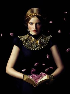 Fantasy-Inspired Portraits of Beautifully Surreal Women - Zhang Jingna (aka zemotion)