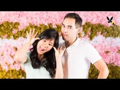 A DIY Photobooth Backdrop Wall - How we made it - HoneysuckleCatering - YouTube