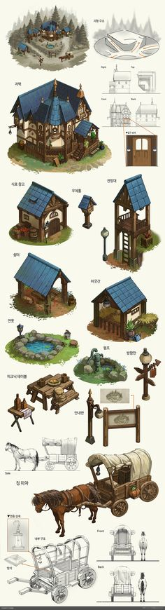 Money Tutorial and Ideas Minecraft Plans, Minecraft Designs, Minecraft Projects, Fantasy House, Fantasy Map, Minecraft Architecture, Minecraft Buildings, Environment Concept, Environment Design