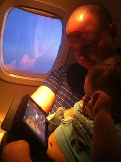 6 Tips for Flying with Toddlers