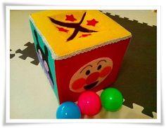 アンパンマンの手作りおもちゃ〜素敵な贈り物☆ - おかみの簡単レシピ!