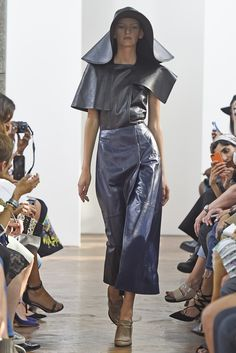 JW Anderson RTW Spring 2015 [Photo by Giovanni Giannoni]
