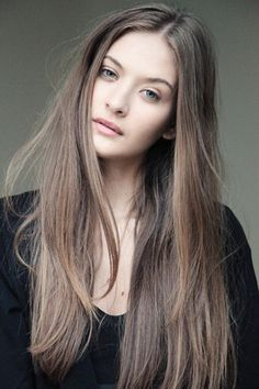 10 Stylish Hairstyles For Long Thin Hair Mais