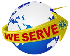 lions We Serve Week Logo Charity Volunteering, Lion Icon, Lions Clubs International, Good Morning Image Quotes, 480x800 Wallpaper, Lion Poster, Community Service, Fundraising, Creative Design