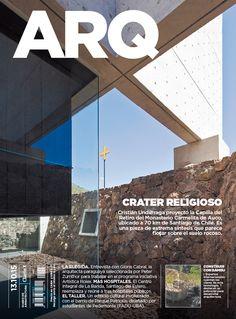 Tapa de la edición impresa de ARQ del martes 13 de octubre de 2015