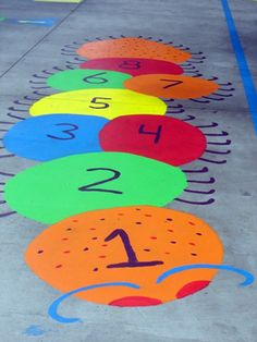 How to transform your schoolyard with a few buckets of paint | KaBOOM!