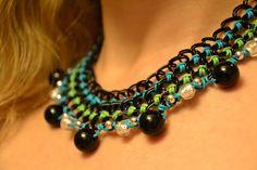 Miss New Zucci: DIY: Goldmine inspirert smykke