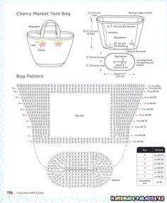 Discover thousands of images about Nokkapood TatoBilledresultat for daniela gregis bagDiscover thousands of images about Luty Artes Crochet: Bolsas de crochê com gráficosFashion Bubbles - Moda e o NovCrochet Patterns Bag Crochet bag / simple and pr Crochet Clutch, Crochet Handbags, Crochet Purses, Crochet Bag Tutorials, Diy Crafts Crochet, Tshirt Garn, Reverse Single Crochet, Crochet Cross, Free Crochet