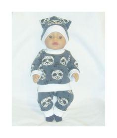 Dukkeklær til dukke 43 cm. ekstra tilbud til gutte dukken