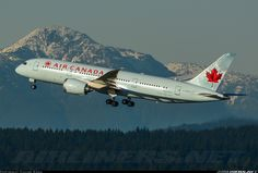 Air Canada C-GHPX Boeing 787-8 Dreamliner aircraft picture