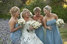 The Inspired Bride › 3 Essential Tips for Choosing Bridesmaids