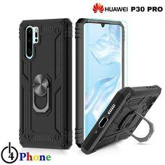 HUAWEI P30 PRO FUNDA CARCASA NEGRA MAGNETICA ANILLO REGULABLE SOPORTE ANTIGOLPES Electronics, Ebay, Phone, Mobile Cases, Telephone, Mobile Phones