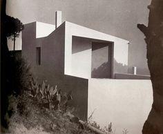 JOSÉ ANTONIO CODERCH - CASA UGALDE (CALDES D'ESTRACH, 1952)