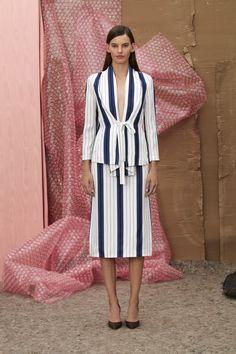 Protagonist Spring 2016 Ready-to-Wear New York Fashion Show / Printemps 2016 #mode #fashion
